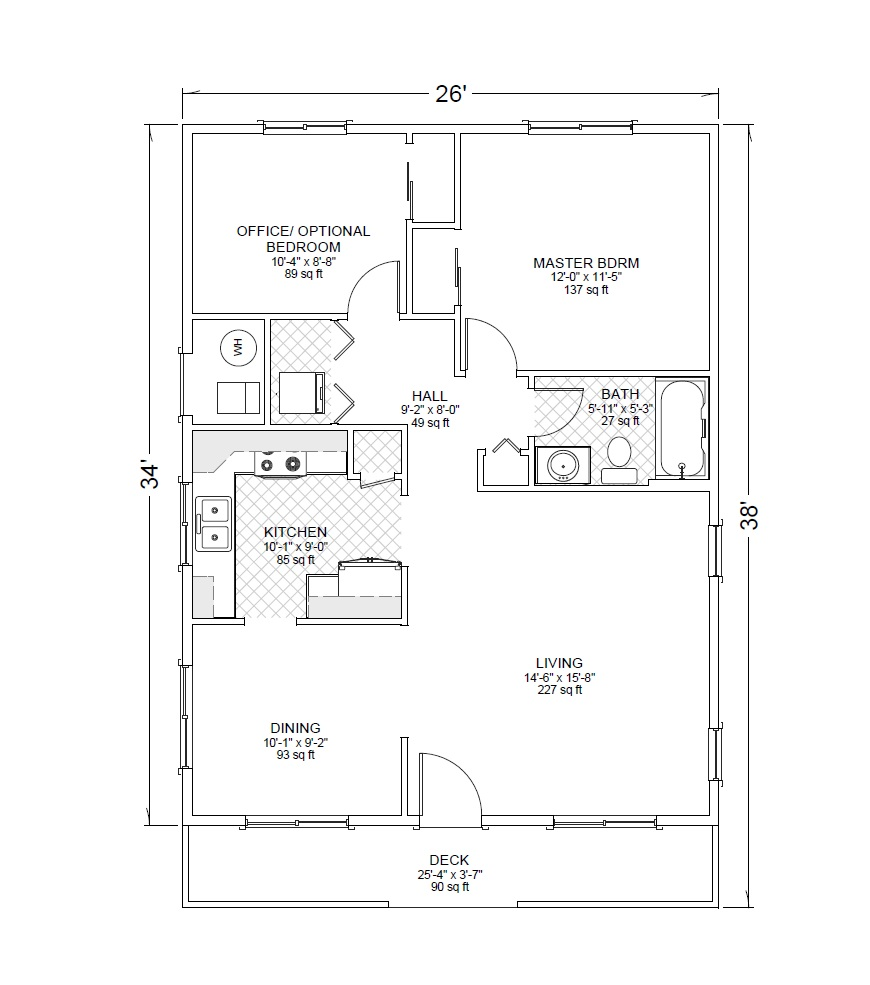 Small Casita Floor Plans Car Interior Design