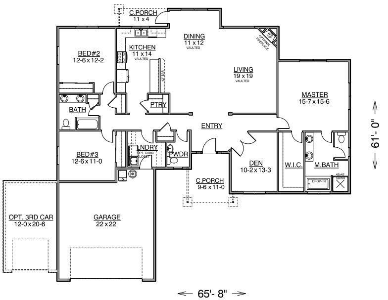 28 true homes floor plans small casita floor plans for True homes floor plans