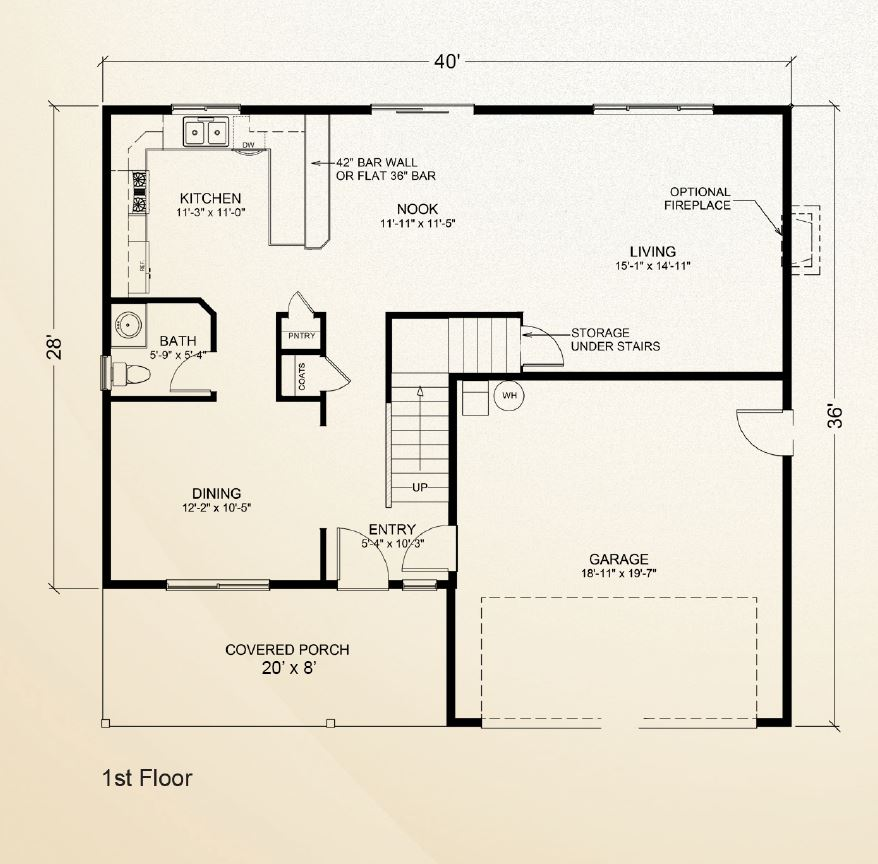 Stone haven floor plan dream home pinterest two for True homes floor plans