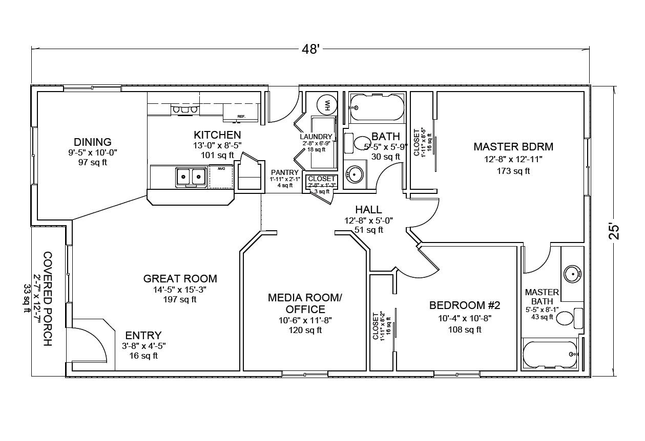 Anna belle true built home for True homes floor plans