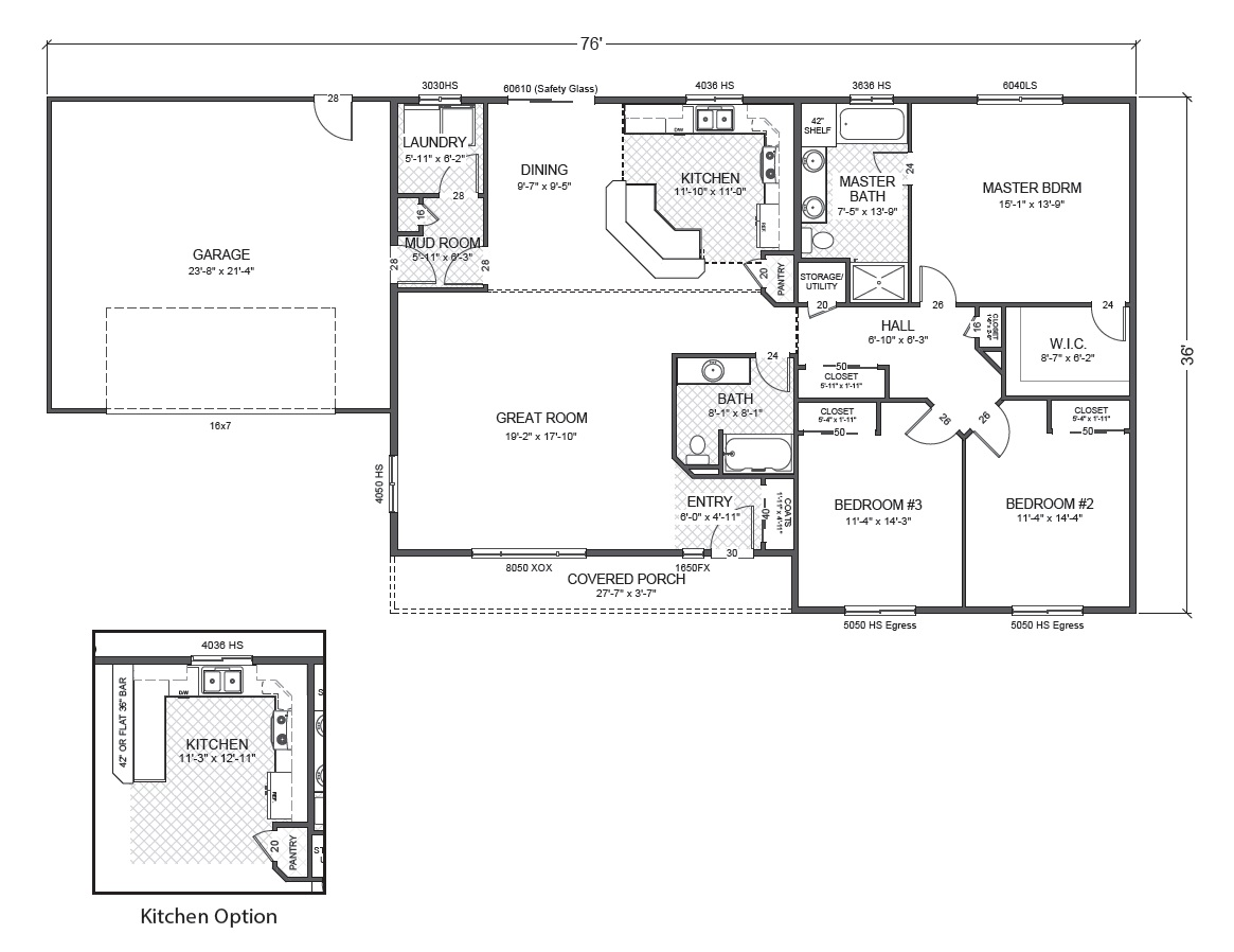 Mesmerizing 70 rambler house plans design inspiration of for Rambler house plans with basement
