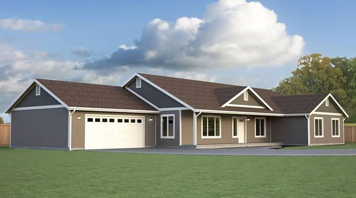Brookshire true built home for Rambler homes