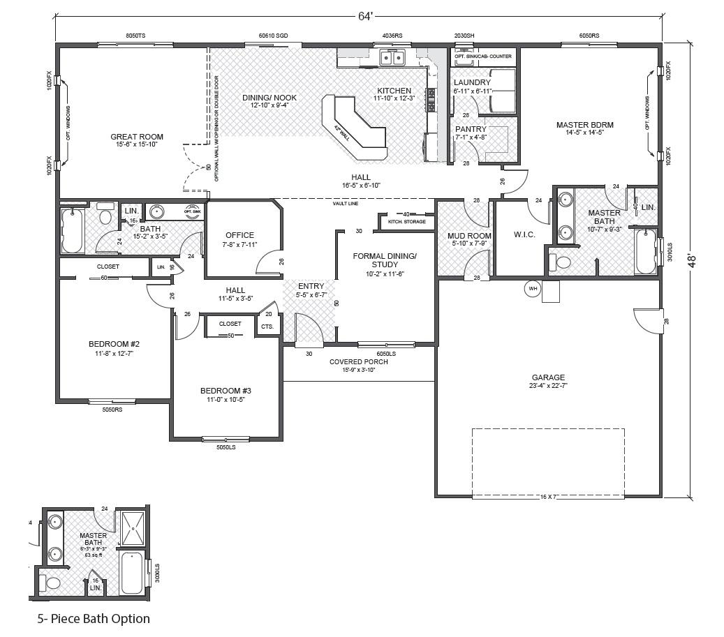 glenwood true built home