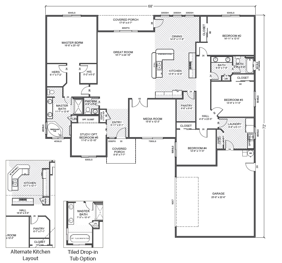 True Homes Floor Plans True Homes Bayside Floor Plan