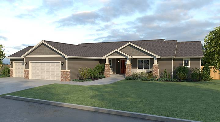 Plan Designs Archives - True Built Home on hip roof split level, hip roof carriage house, hip roof cottage, hip roof colonial, hip roof ranch, hip roof cape cod, hip roof contemporary,