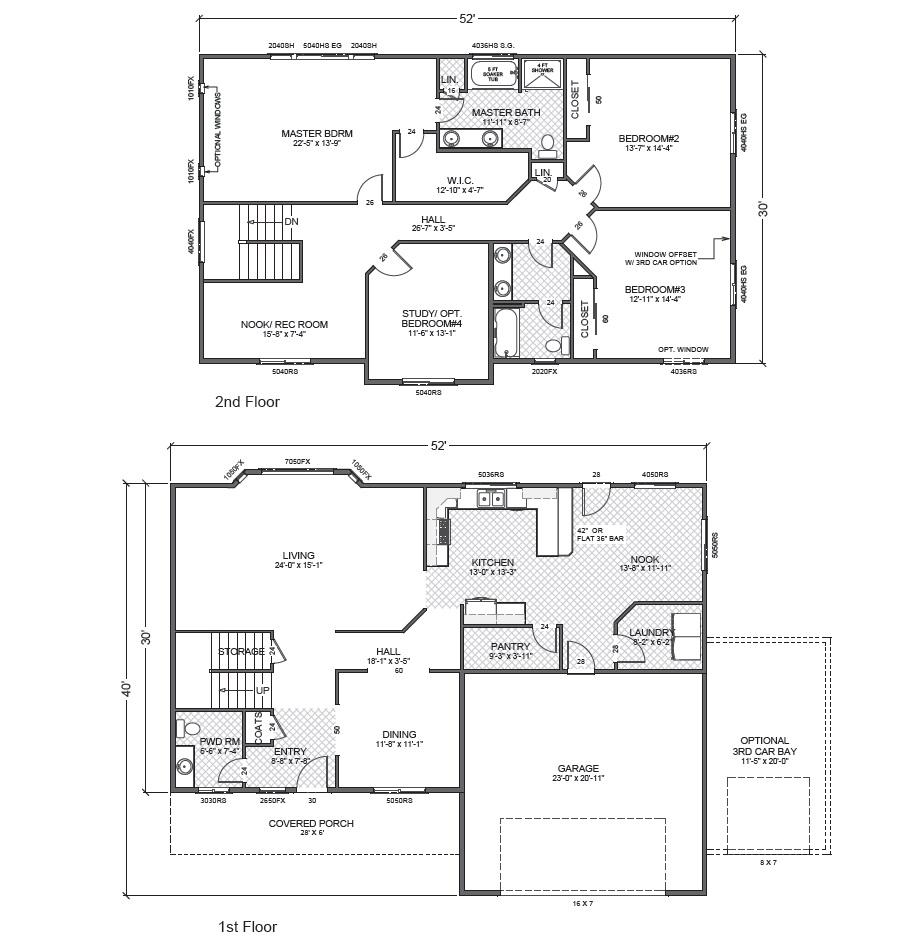 Saybrooke true built home for True homes floor plans