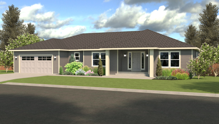 View our rambler floor plans build on your lot true for On your lot builders oregon