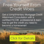 Free Yourself from Credit Woes