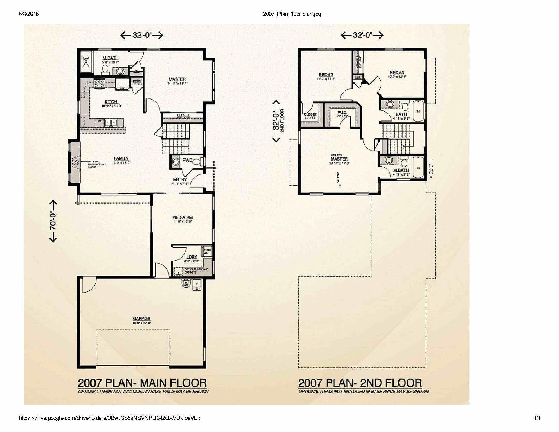 The cascade true built home for True homes floor plans