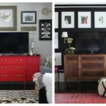 Decorating with Hand-Me-Down Family Pieces
