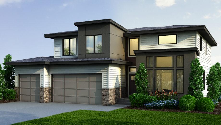 Best 28 multi level homes true built ash creek home for Multi level house designs