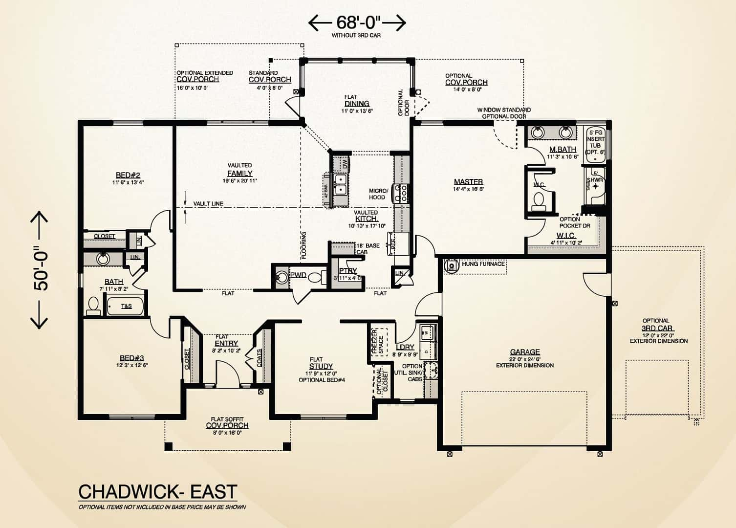 Chadwick east home plan true built home pacific for True homes floor plans