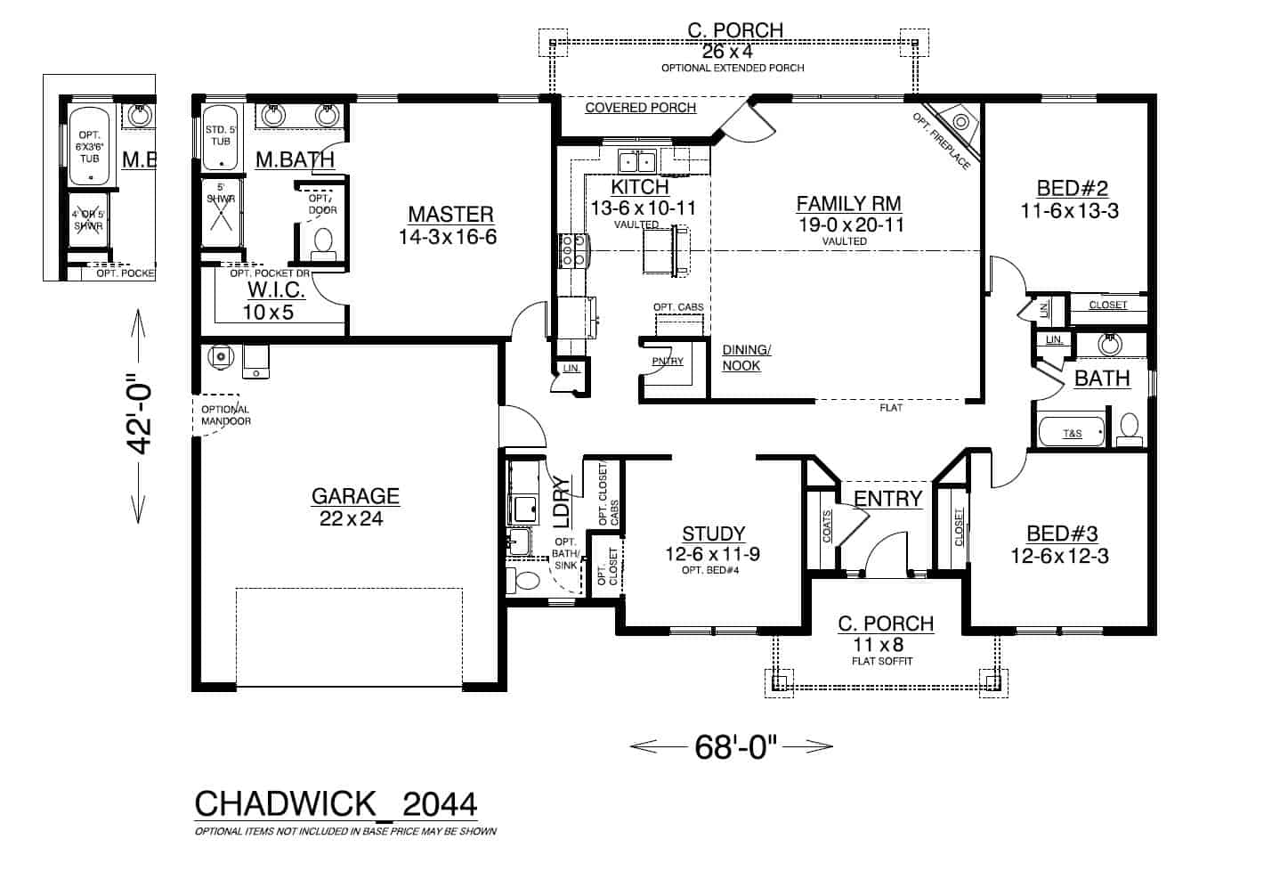 Chadwick home plan true built home pacific northwest for True homes floor plans