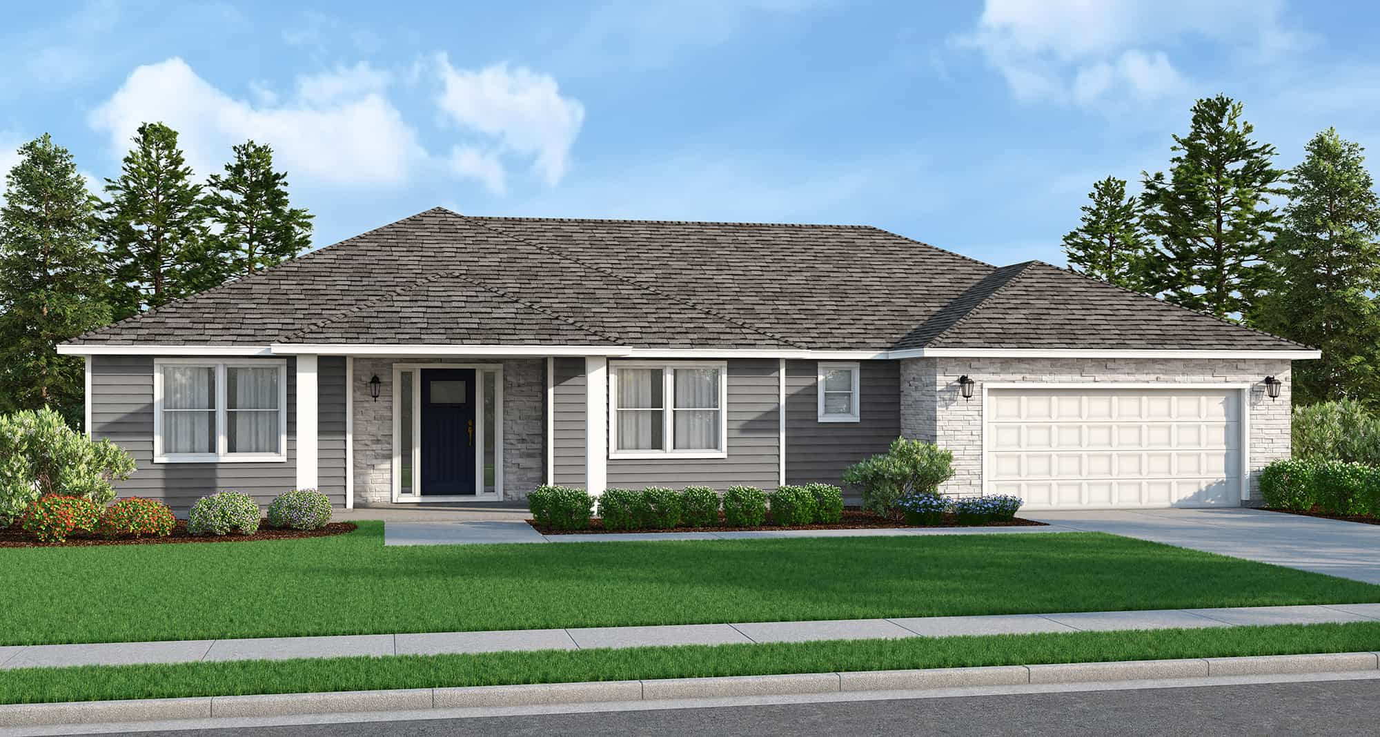 Chadwick Home Plan True Built Home Pacific Northwest Custom