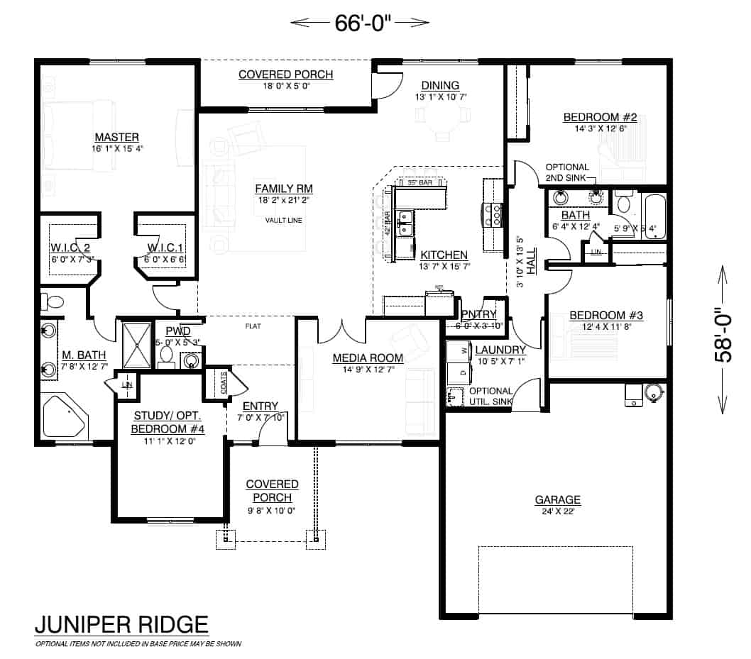 juniper ridge home plan our most popular true built home own from 167 900