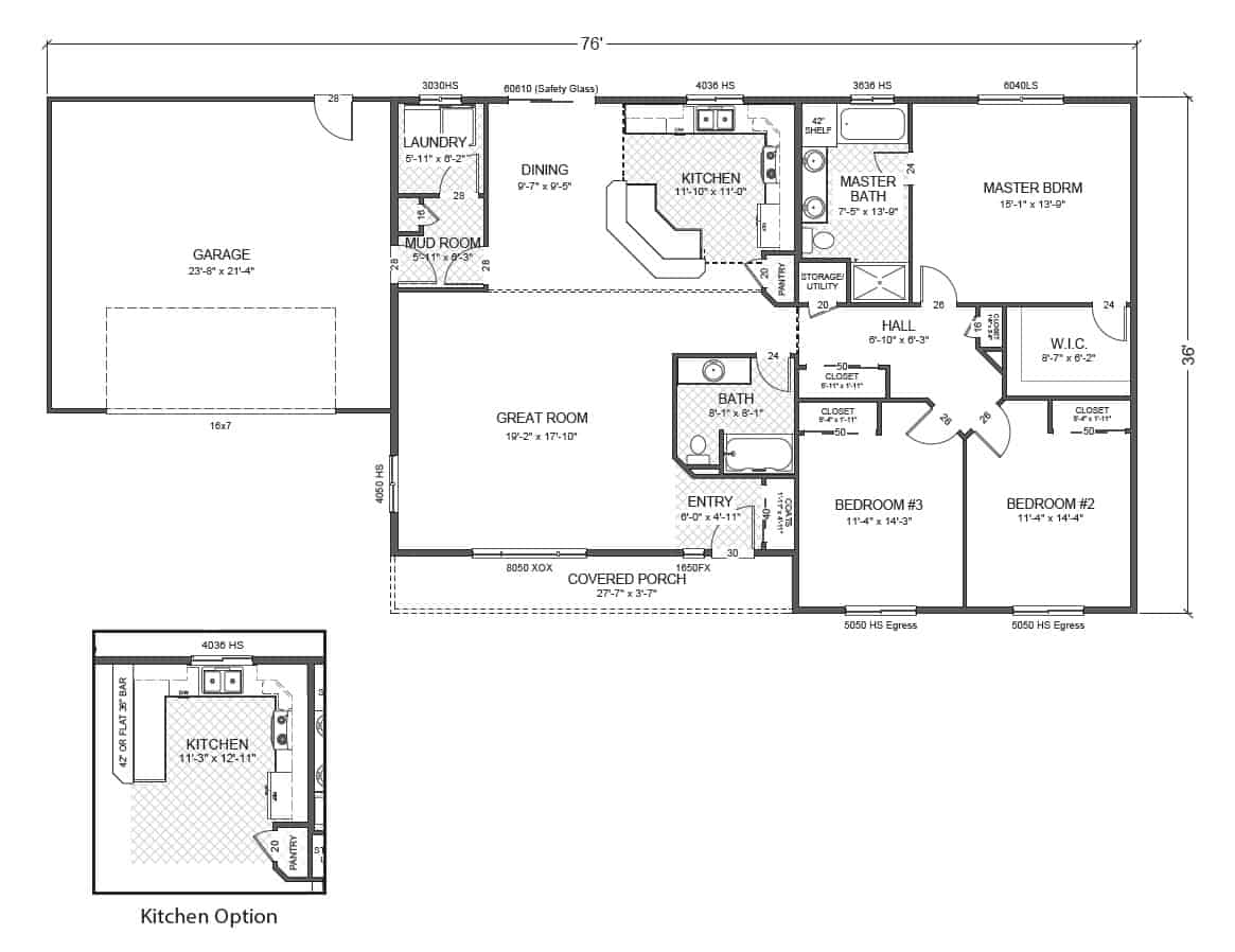 ballenger home plan true built home pacific northwest