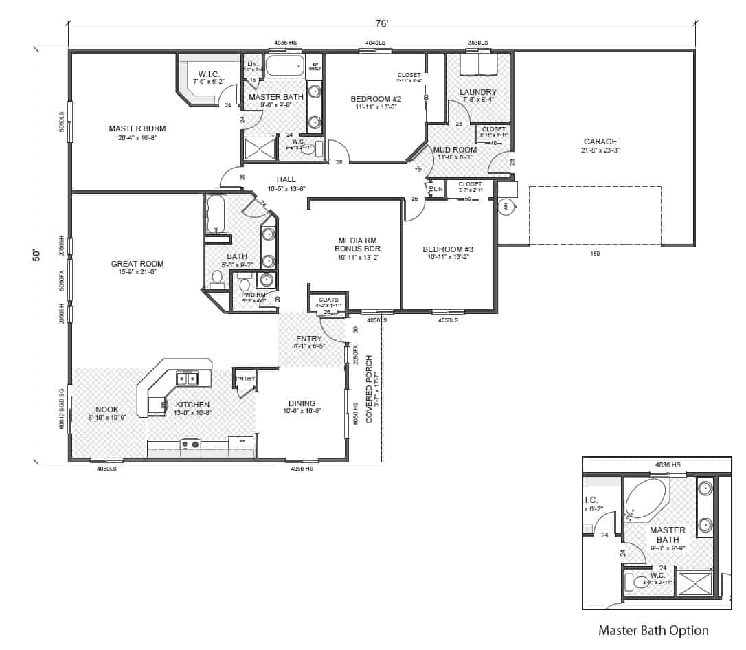 Baniff Bay Home Plan True Built Home Pacific Northwest