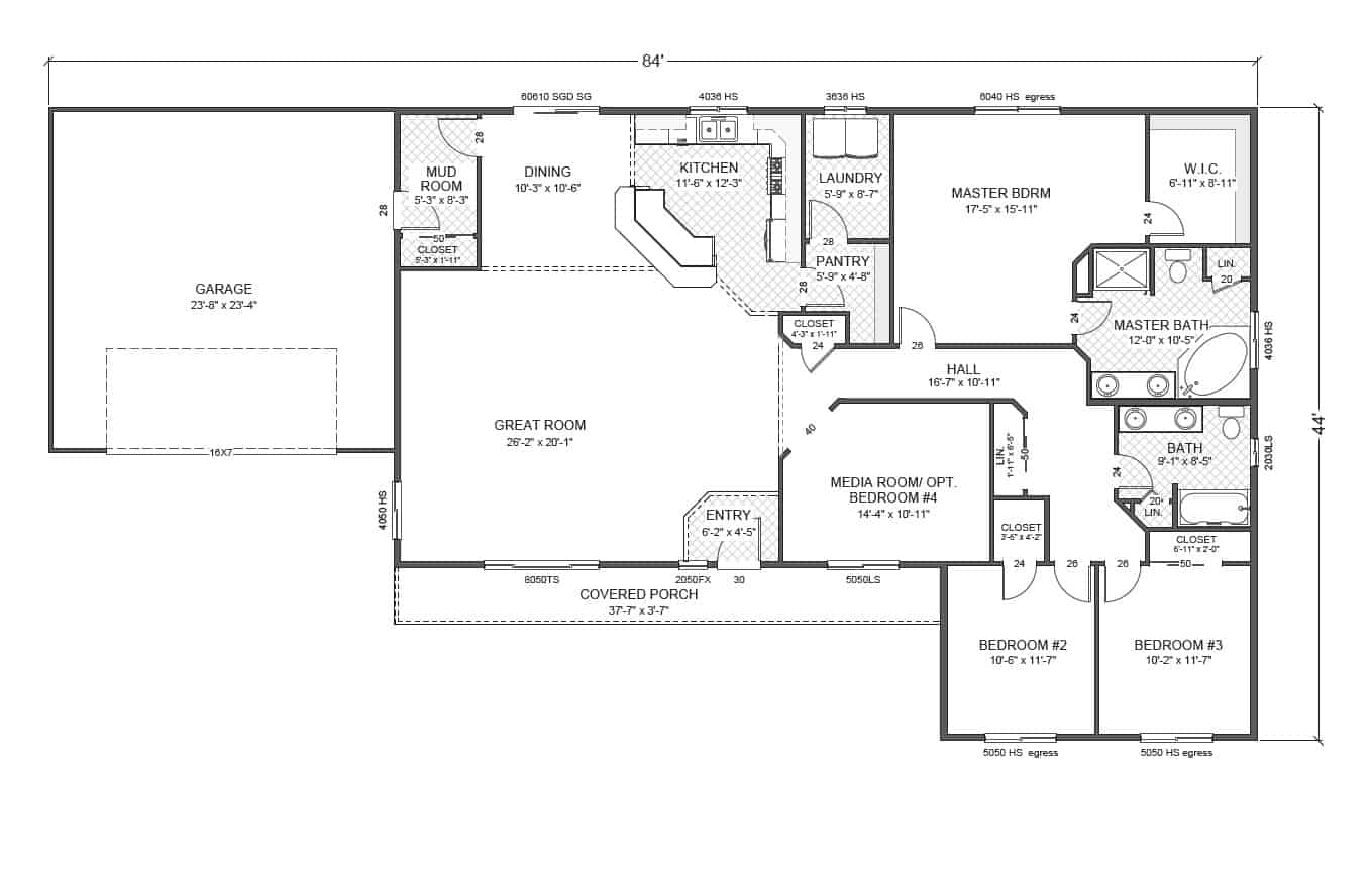 Rambler Home Designs Brookshire Home Plan  True Built Home  Pacific Northwest Custom .