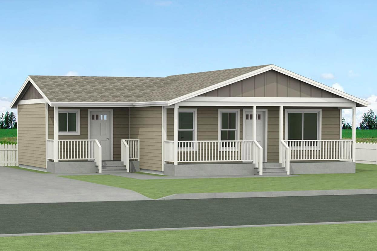 Rambler home plans true built home pacific northwest for Small rambler house plans