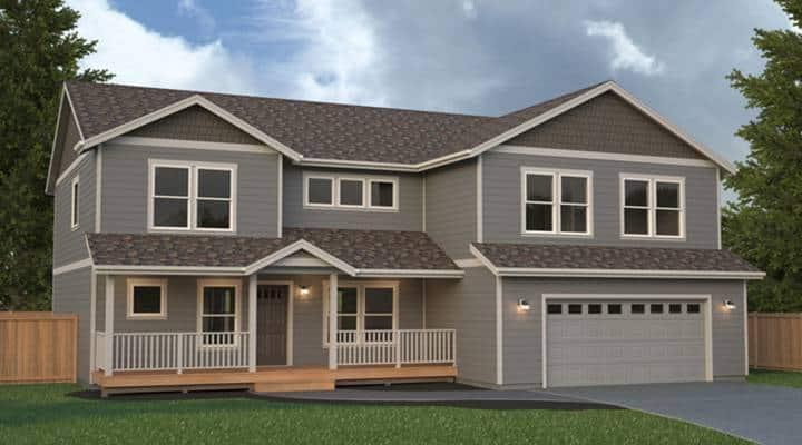 Corey Ridge Home Plan True Built Home