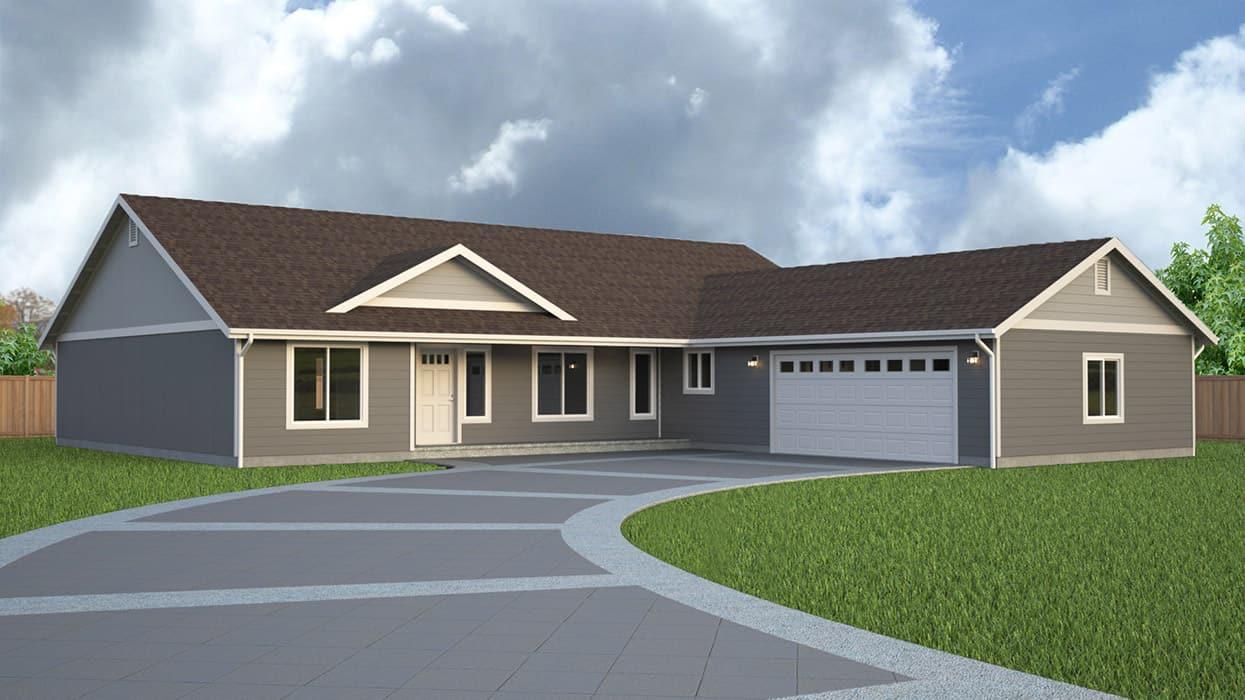 Glenhurst Home Plan True Built Home