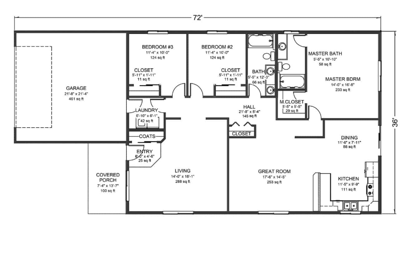 new haven home plan true built home pacific northwest