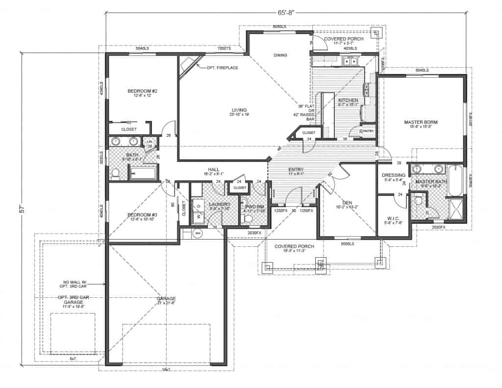 Ripple Cove Home Plan True Built Home Pacific