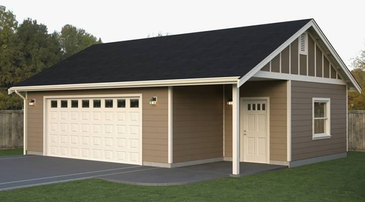 Garages true built home pacific northwest home builder for 32 x 40 home plans