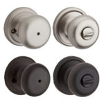 Kiwkset Door Knobs