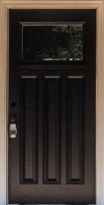 Codel 3-Panel Front Door
