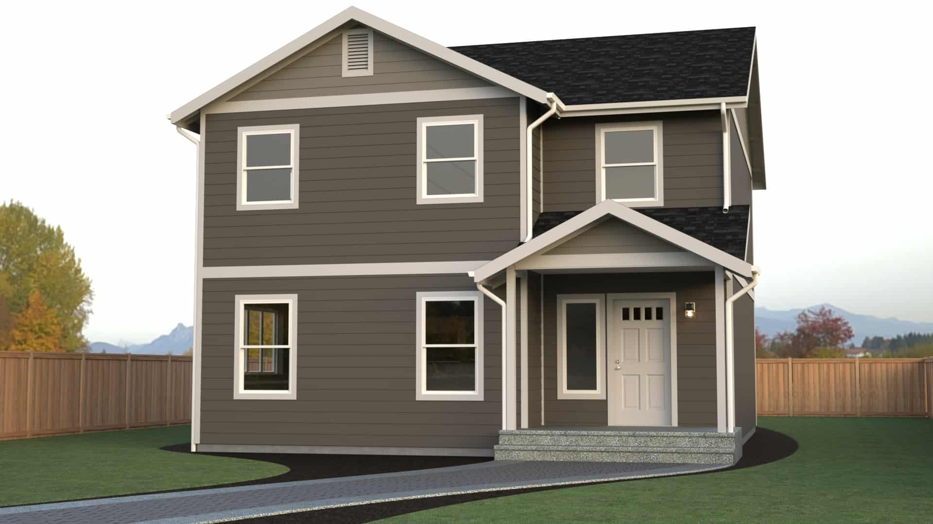 Rainier Home Plan - True Built Home on