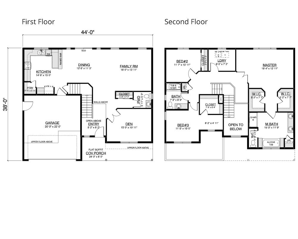 Ashton Park floor plan