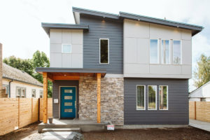 Olympic Modern Home Plan