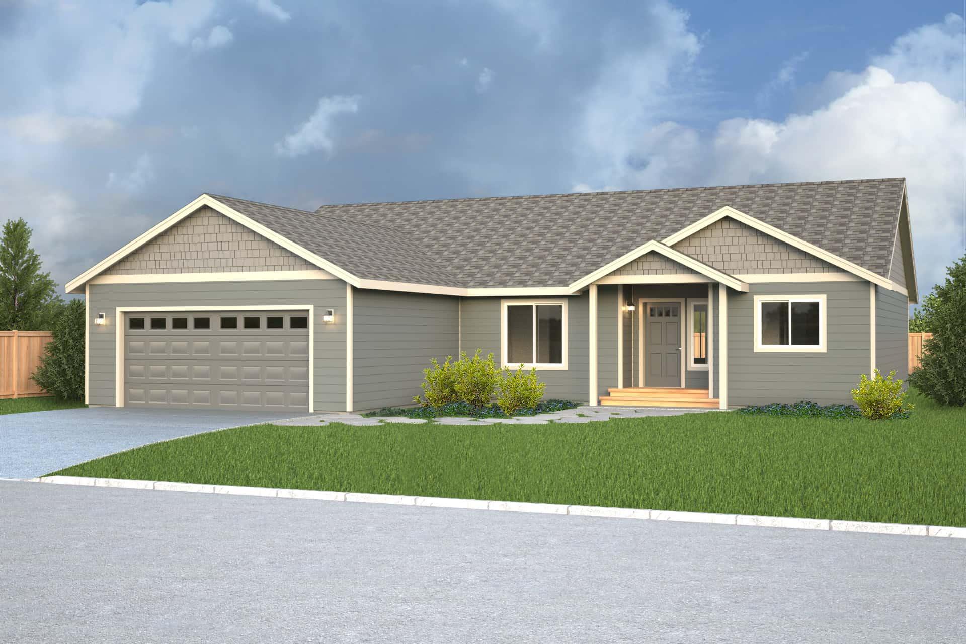 Jackson Ridge Home Plan