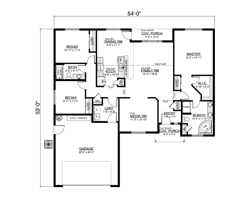 Jackson Ridge floor plan