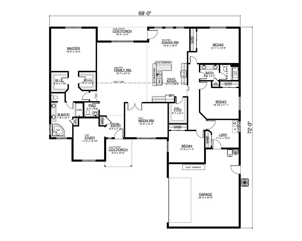 Jasper Park floor plan