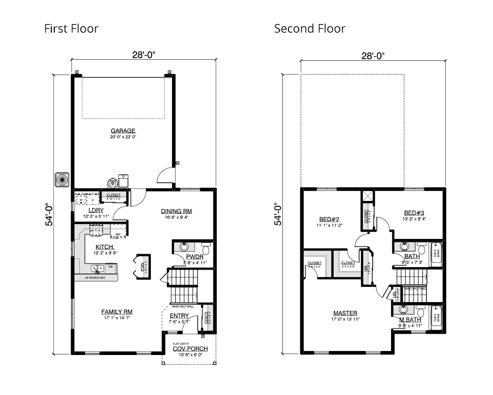 Rainier floor plan