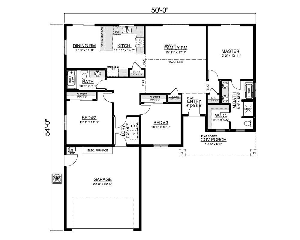 Wainsford floor plan