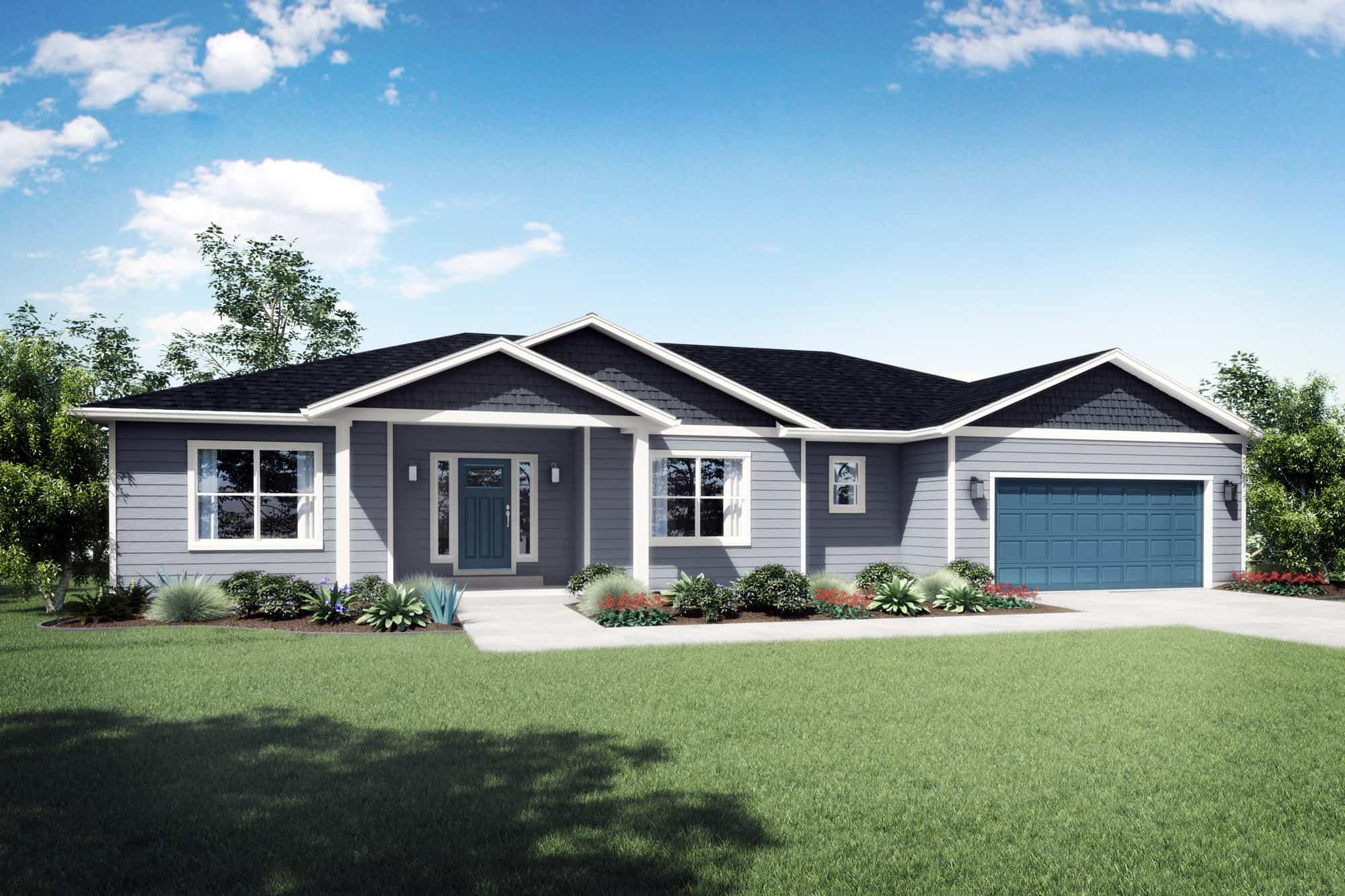 Chambers Bay Home Floor Plan