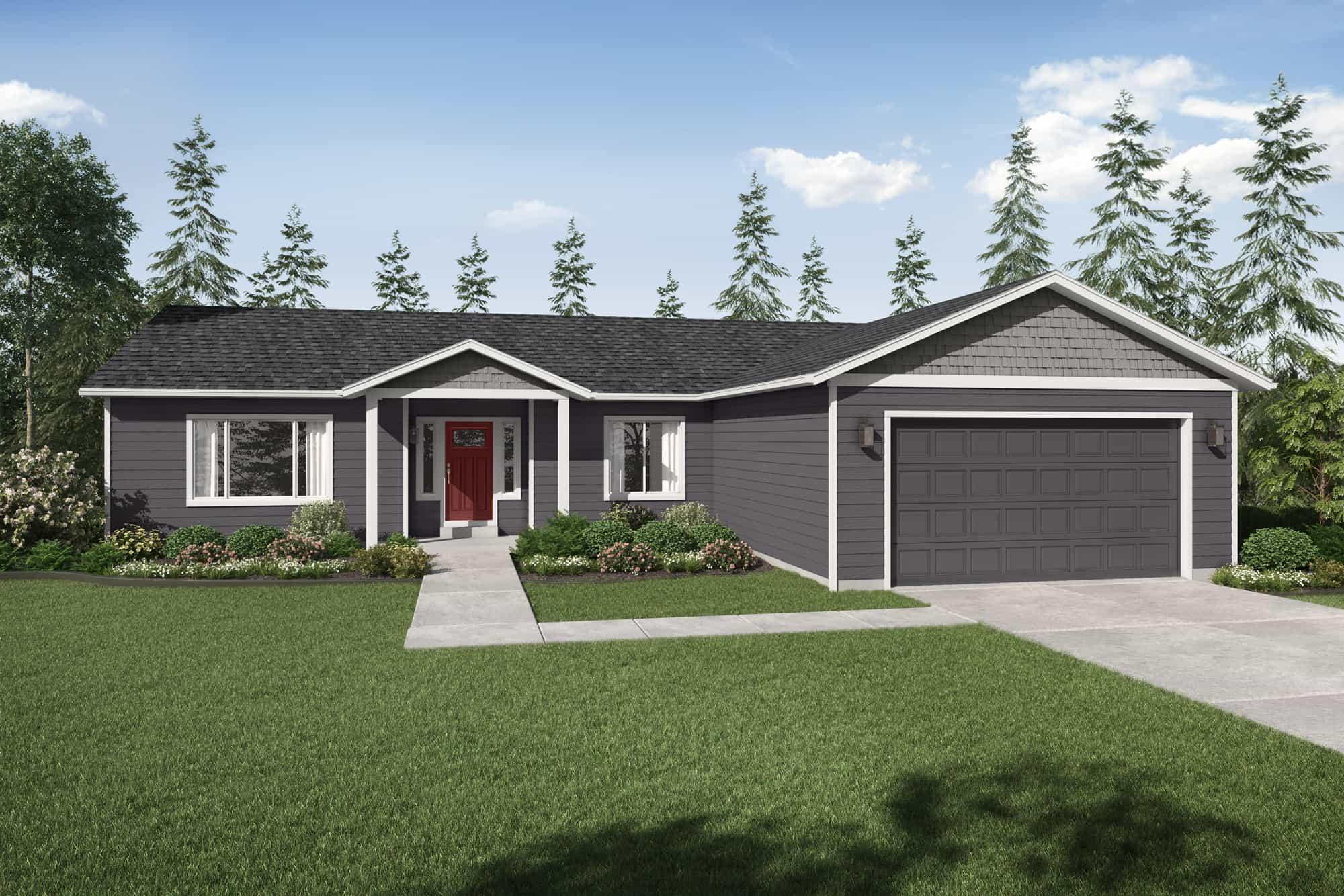 Gannon Park Home Floor Plan