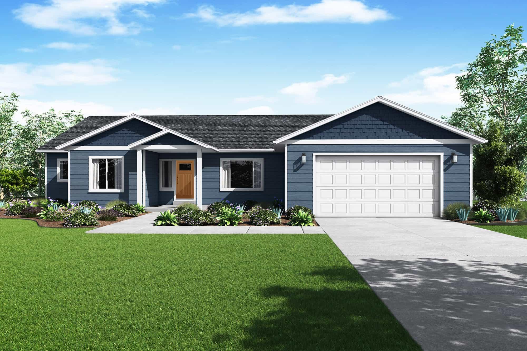 Juniper Ridge Home Floor Plan