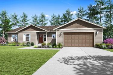 Sable Ridge Home Floor Plan