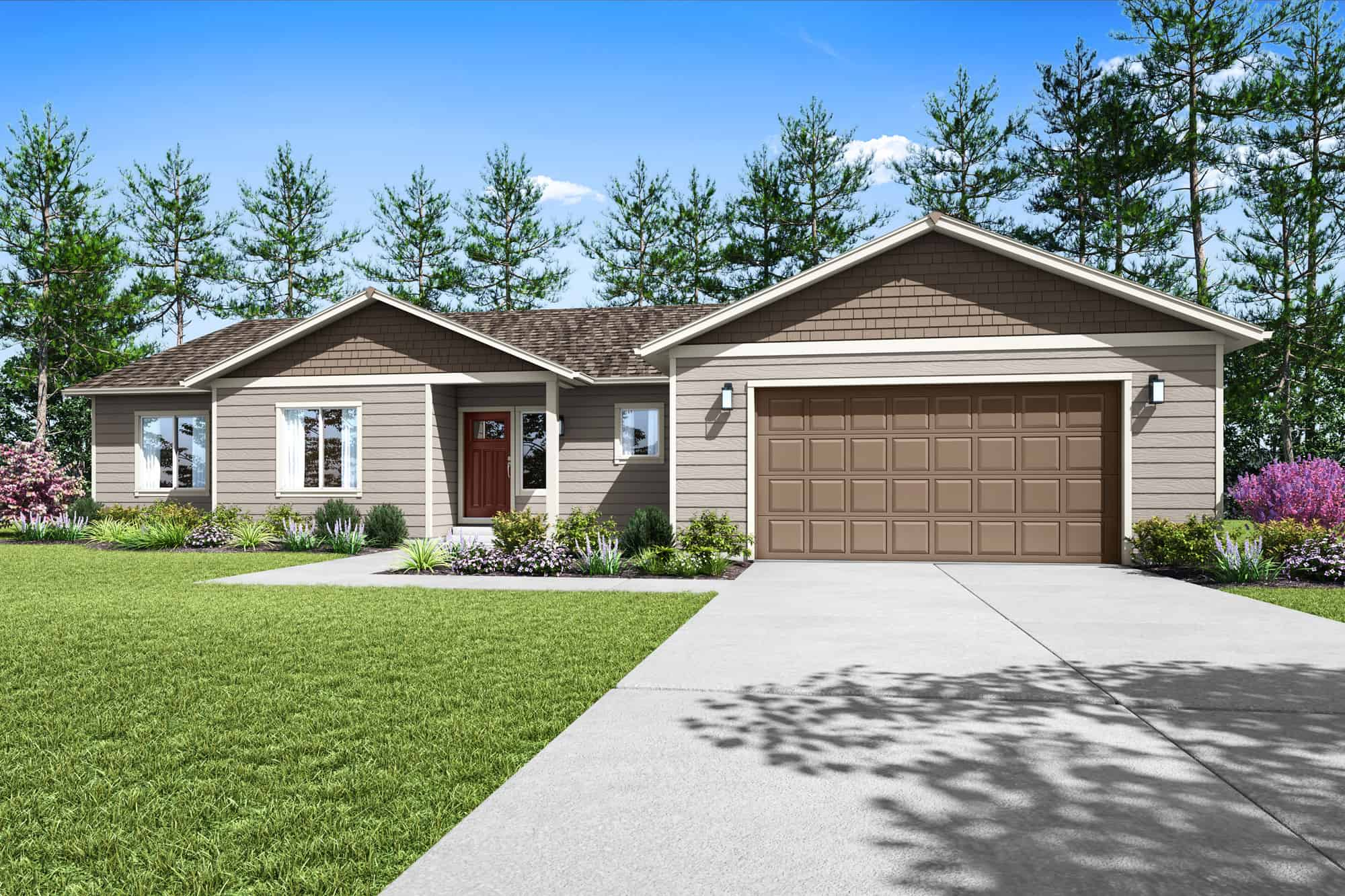 Sable Ridge Home Floor Plan