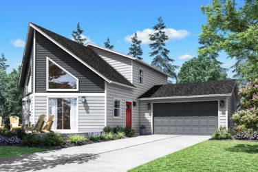 Seaview Home Floor Plan