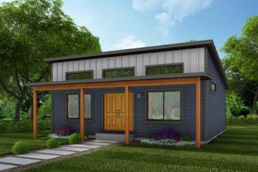 Pacific Home Plan - ADU